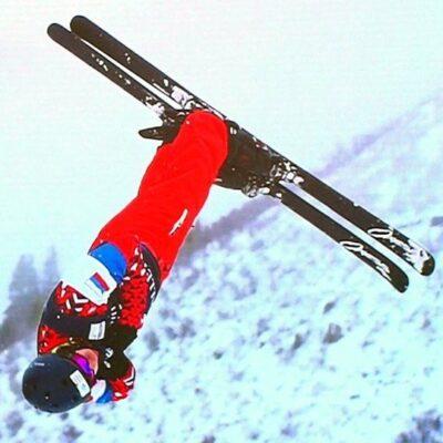 Российский фристайлист Максим Буров стал двукратным чемпионом мира по лыжной акробатике