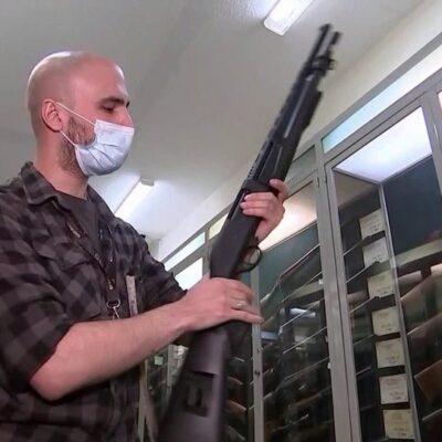 На сегодняшний день в России по лицензии куплено более шести миллионов единиц огнестрельного оружия