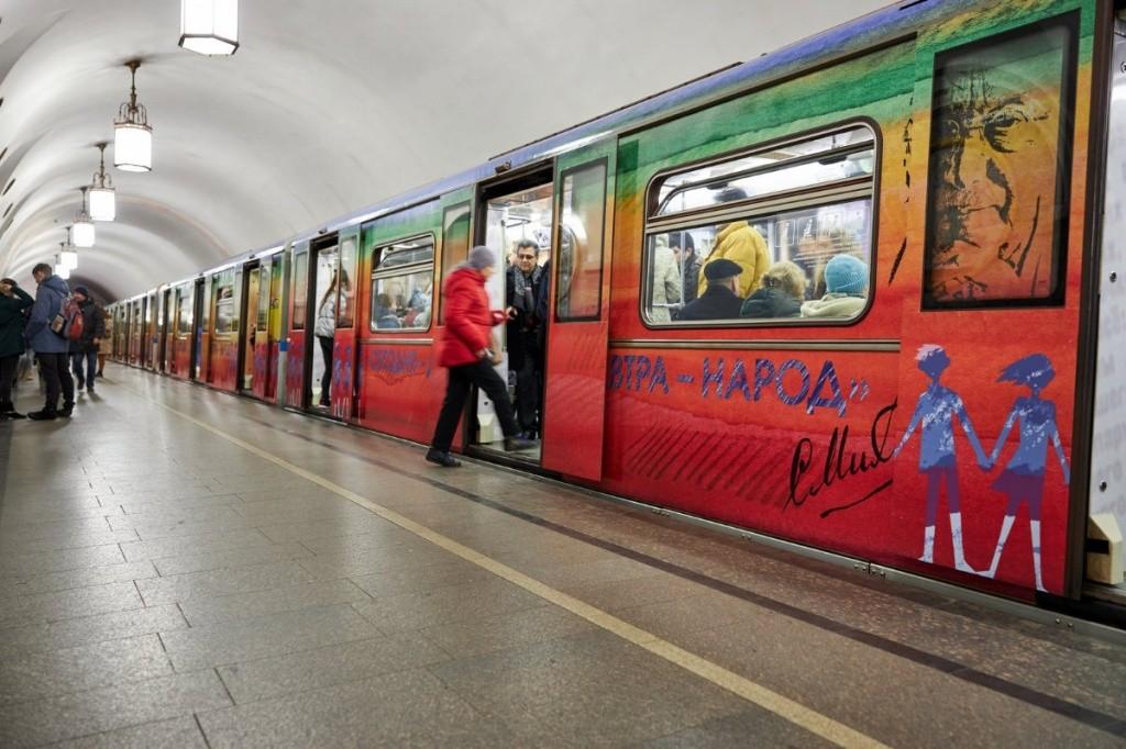 Москва лидирует в мире по эффективности городского транспорта