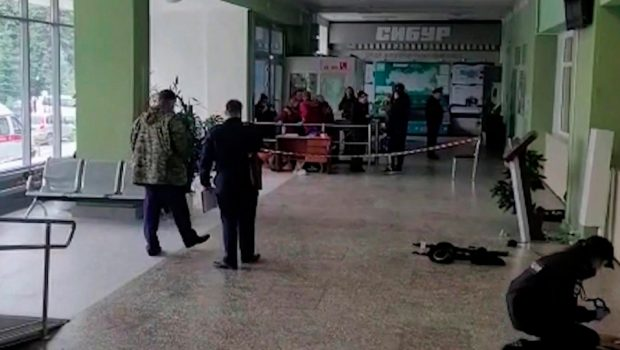 Шесть человек погибли, 24 пострадали в результате стрельбы в Пермском государственном университете
