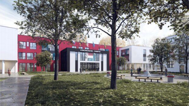 В Берлине завершили строительство Международного кампуса имени Ломоносова