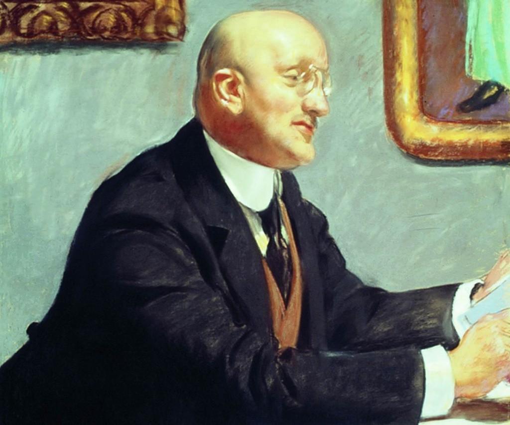 Выставка к 150-летию Игоря Грабаря открылась в Русском музее