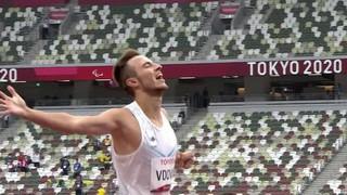 Россиянин Андрей Вдовин установил новый мировой рекорд на Паралимпиаде в Токио