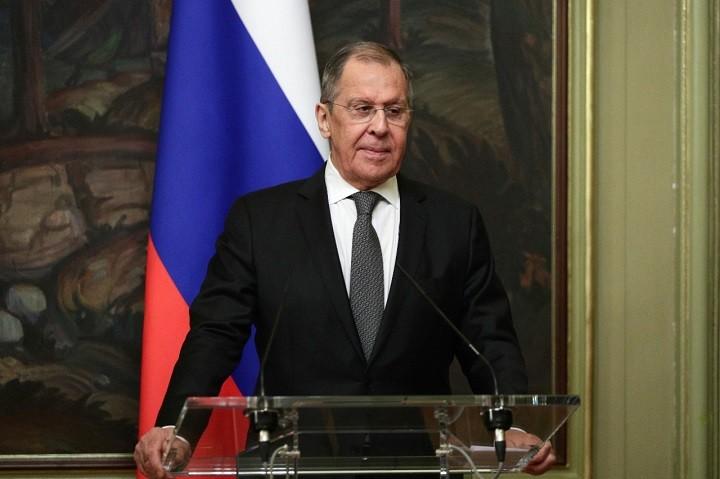 Сергей Лавров заявил в ООН о дискриминации русскоязычных на Украине и в Прибалтике