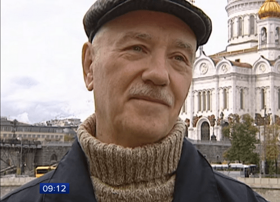 Актёр Леонид Куравлёв отмечает 85-летие