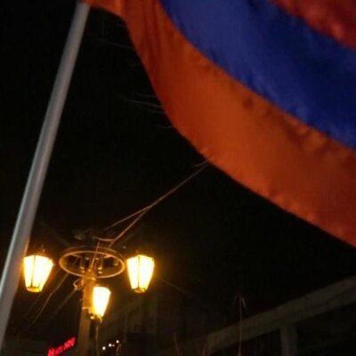 В Ереване прошел митинг с требованием отставки премьера Никола Пашиняна