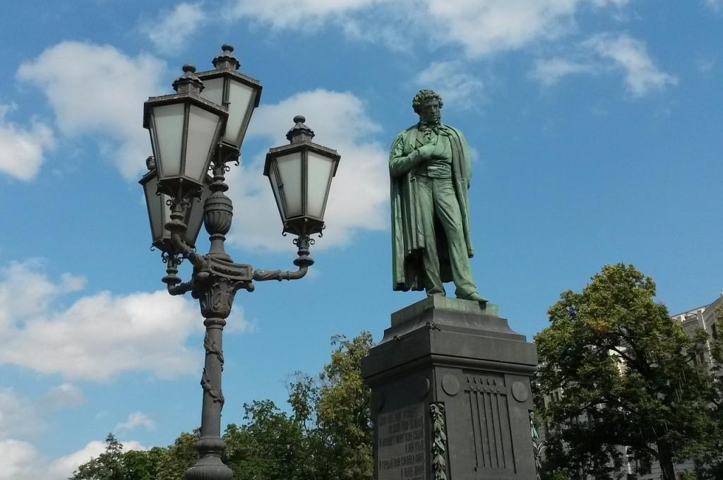 К юбилею Пушкина оцифруют его наследие и создадут музей «Евгения Онегина»