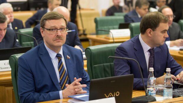 В Совфеде призвали власти Казахстана дать оценку действиям националистов