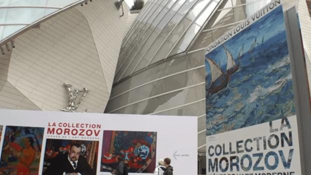 Более 200 картин из коллекции Морозовых представлены в Париже