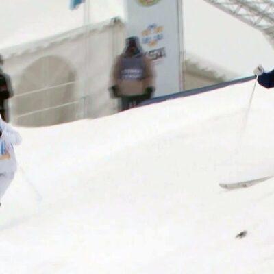 Медаль высшей пробы на чемпионате мира по фристайлу и сноуборду завоевала россиянка Анастасия Смирнова