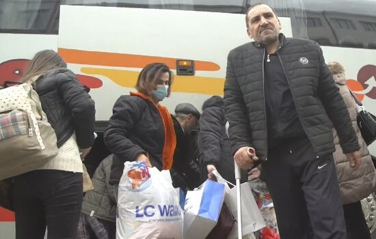 Россия выделила помощь Армении для пострадавших в ходе конфликта в Карабахе
