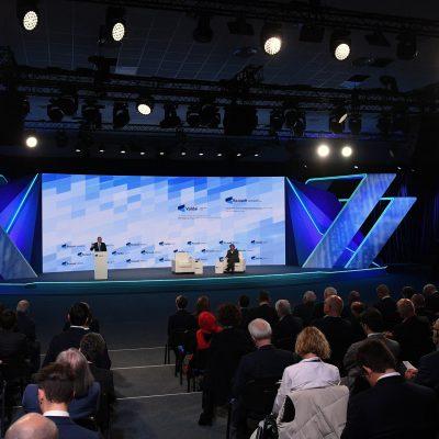 Важнейшие заявления Владимира Путина прозвучали на сессии дискуссионного клуба «Валдай»