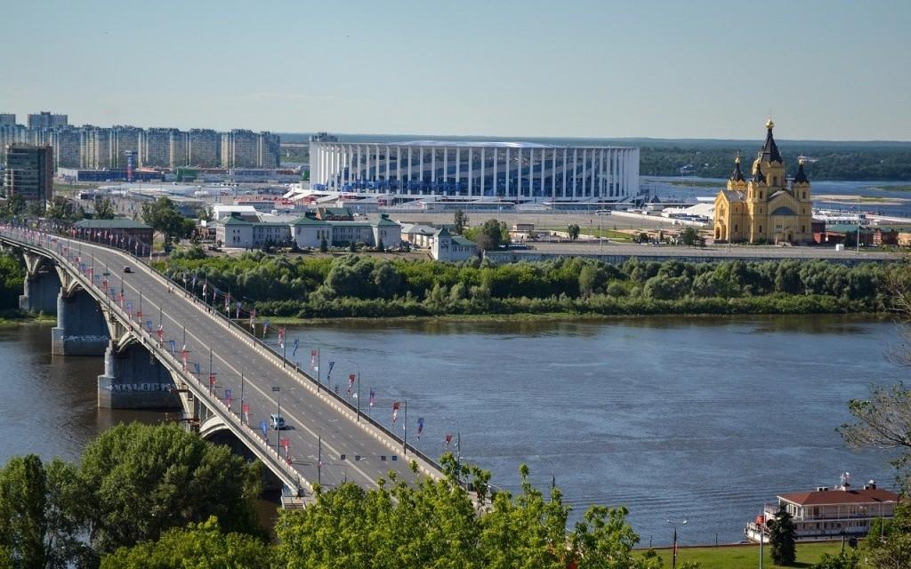800-летие Нижнего Новгорода отмечают фестивалями и концертами