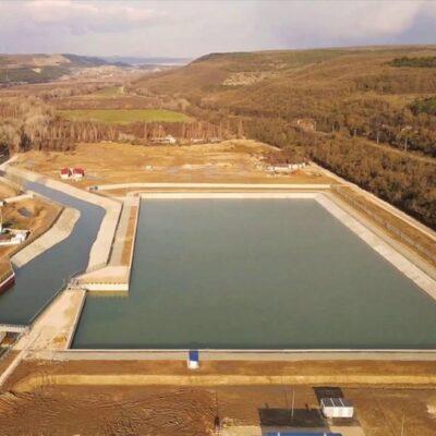 Более миллиона тонн пресной воды получил Севастополь от нового водозабора, построенного российскими военными в Крыму