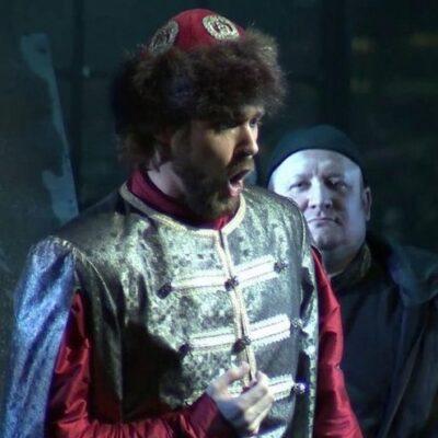 В Санкт-Петербурге прошла премьера оперы «Опричник» Петра Чайковского