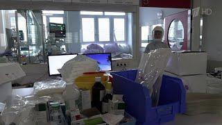 В Италии и Словении зафиксированы первые случаи заражения нигерийским штаммом коронавируса