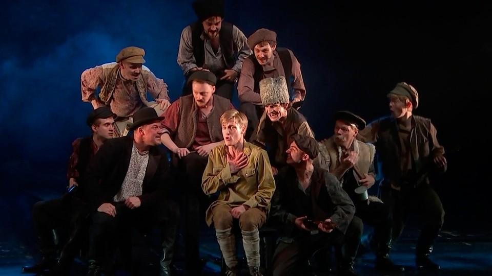 В театре Олега Табакова премьера — возрождение легендарного спектакля «Страсти по Бумбарашу»