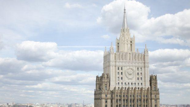 МИД РФ предостерёг Вашингтон от введения новых антироссийских санкций