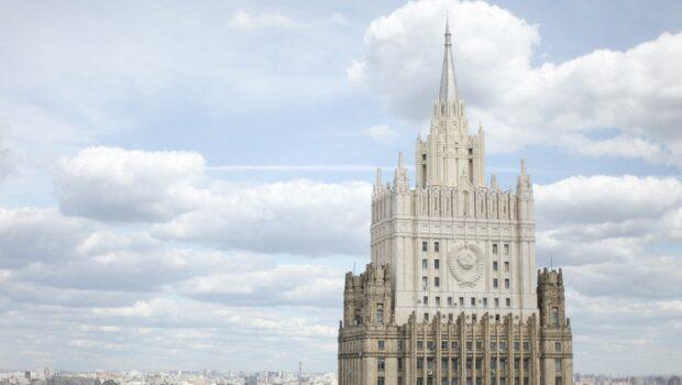 МИД РФ объявил об ответных мерах из-за введённых Вашингтоном санкций