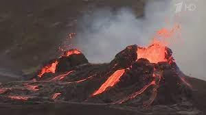 В Исландии проснулся вулкан Фаградальсфьядль