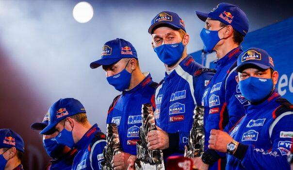 Россияне в 18-й раз победили в зачёте грузовиков на ралли-марафоне «Дакар»