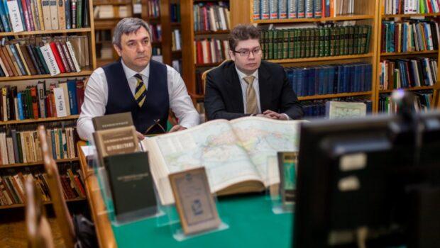 Учёные из России и Австралии обсудили восстановление русских топонимов на мировых картах