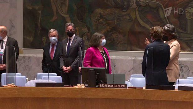 В Нью-Йорке в условиях повышенных мер безопасности из-за коронавируса проходит Генассамблея ООН