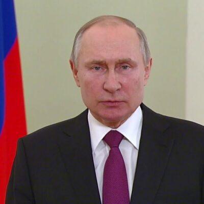 В День войск Национальной гвардии Владимир Путин поздравил тех, кто всегда на страже
