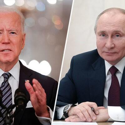 Лидеры России и США встретятся 16 июня в Женеве
