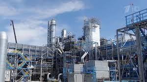 Президент дал старт работе крупнейшего в стране Амурского газоперерабатывающего завода