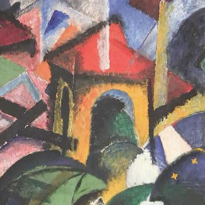 Пушкинский музей открывает выставку итальянских футуристов