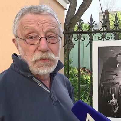 В Москве открылась выставка фотографа и журналиста Юрия Роста