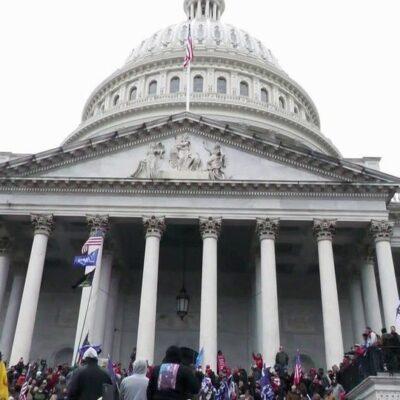 В США набирает обороты расследование нападения на здание Конгресса
