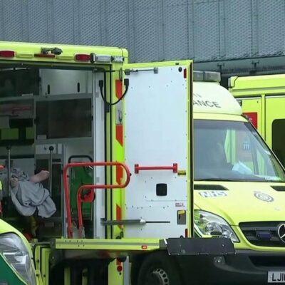 В Великобритании наблюдается всплеск числа зараженных и самый высокий показатель смертности от COVID-19