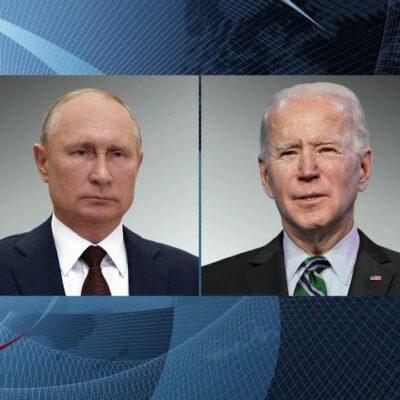 Президенты России и США провели телефонную беседу, которая состоялась по инициативе Вашингтона