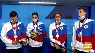 Российские спортсмены Евгений Рылов и Виталина Бацарашкина сделали золотые дубли на Олимпиаде в Токио