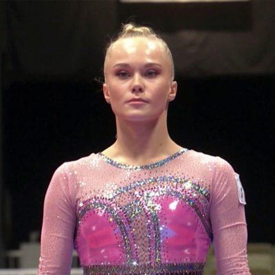 Ангелина Мельникова выиграла золото личного многоборья на Чемпионате мира в Японии