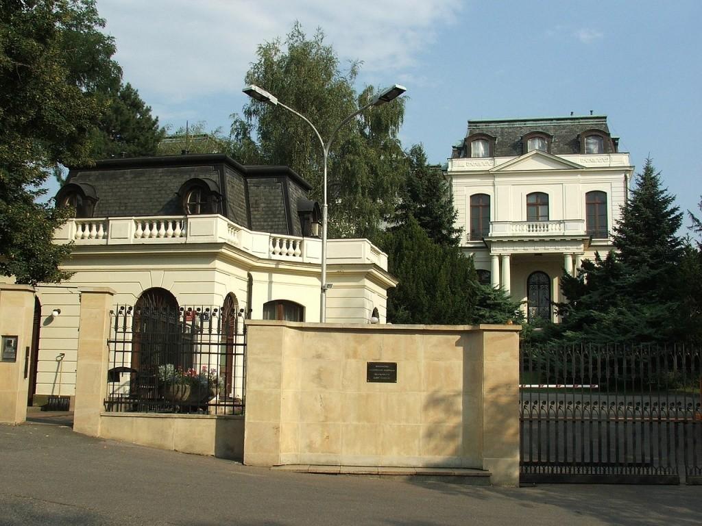 В Чехии сообщили о сокращении численности российского посольства