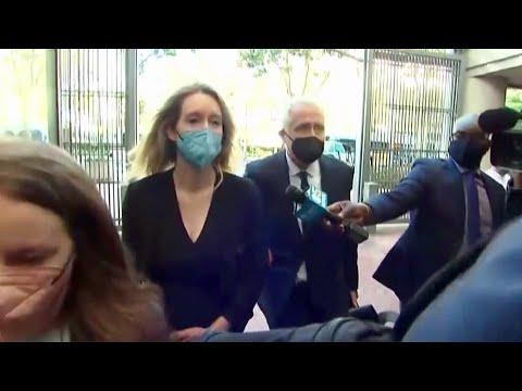 В США начинается процесс по делу мошенницы-миллиардерши, обещавшей провести революцию в медицине