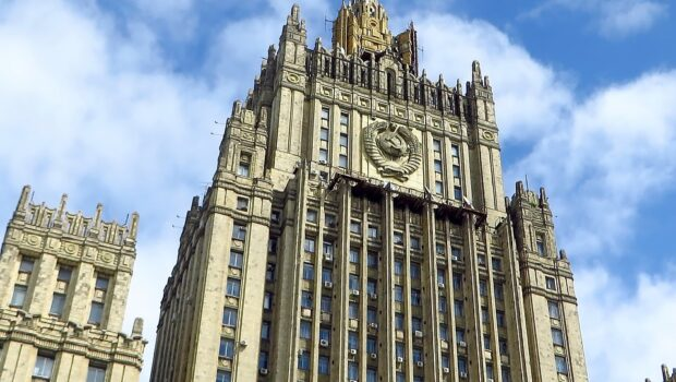 В МИД РФ назвали безумием сообщения в США о действиях красноармейцев в Польше