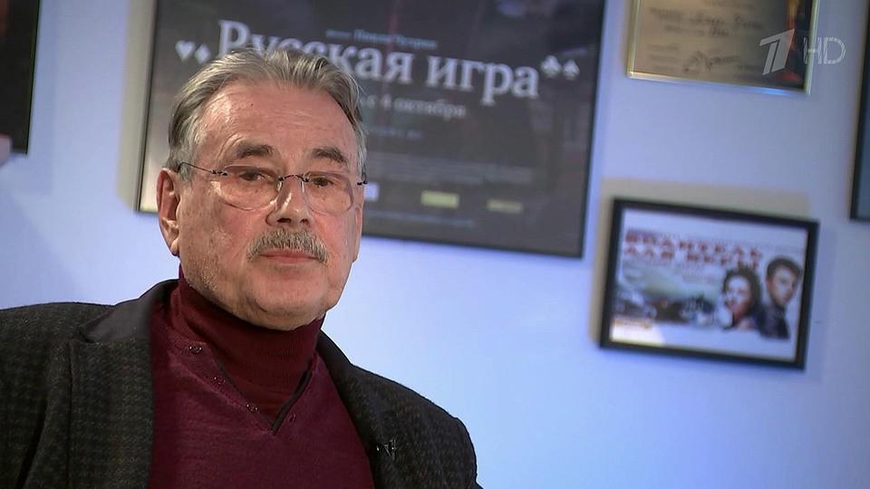 Народный артист РФ Павел Чухрай отмечает 75-летие