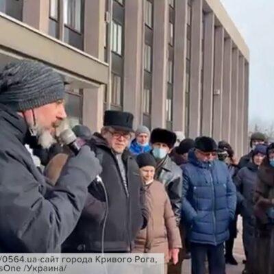 Регионы Украины захлестнула волна протестов в связи с повышением тарифов ЖКХ