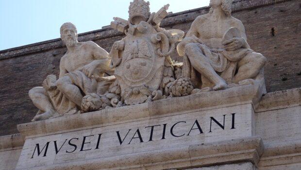 Картину русского художника выставят в Музеях Ватикана
