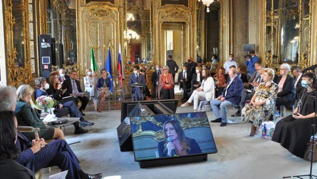 Министры культуры России и Италии открыли перекрёстный Год музеев двух стран