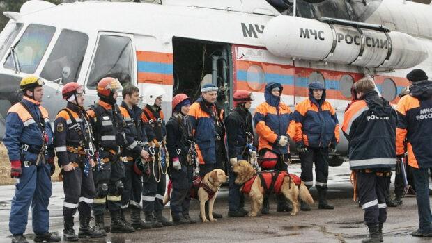 Более 40 гуманитарных операций за рубежом провело МЧС РФ в 2020 году