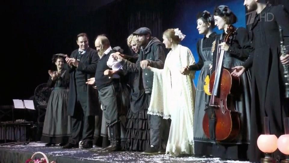 Во Владивостоке с успехом проходит Международный тихоокеанский театральный фестиваль