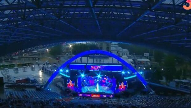 Главную награду «Славянского базара» получила певица из Казахстана