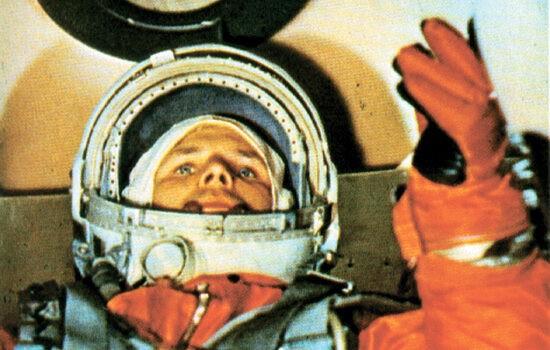 Бюст Юрия Гагарина установили в столице Колумбии