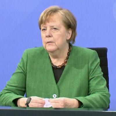 В Германии локдаун продлен до 18 апреля