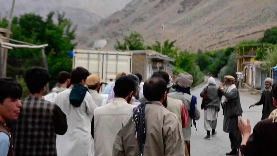 В крупных афганских городах начались демонстрации против «Талибана»